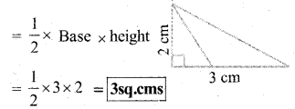 KSEEB Solutions for Class 7 Maths Chapter 11 Perimeter and Area Ex 11.2 61