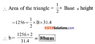 KSEEB Solutions for Class 7 Maths Chapter 11 Perimeter and Area Ex 11.2 69