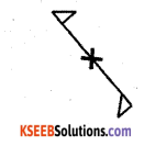 KSEEB Solutions for Class 7 Maths Chapter 14 Symmetry Ex 14.2 2