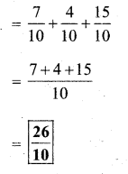 KSEEB Solutions for Class 7 Maths Chapter 2 Fractions and Decimals Ex 2.1 14