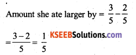KSEEB Solutions for Class 7 Maths Chapter 2 Fractions and Decimals Ex 2.1 43