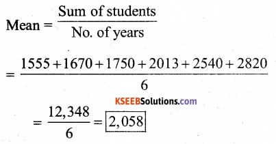 KSEEB Solutions for Class 7 Maths Chapter 3 Data Handling Ex 3.1 17