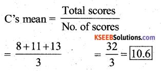 KSEEB Solutions for Class 7 Maths Chapter 3 Data Handling Ex 3.1 26