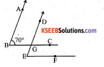 KSEEB Solutions for Class 7 Maths Chapter 5 Lines and Angles Ex 5.2 31