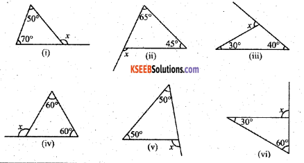 KSEEB Solutions for Class 7 Maths Chapter 6 The Triangles and Its Properties Ex 6.2 1
