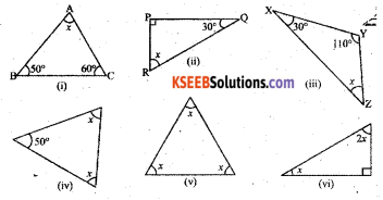 KSEEB Solutions for Class 7 Maths Chapter 6 The Triangles and Its Properties Ex 6.3 1
