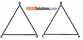 KSEEB Solutions for Class 7 Maths Chapter 7 Congruence of Triangles Ex 7.1 50