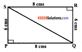KSEEB Solutions for Class 7 Maths Chapter 7 Congruence of Triangles Ex 7.2 11