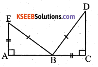 KSEEB Solutions for Class 7 Maths Chapter 7 Congruence of Triangles Ex 7.2 4