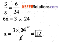 KSEEB Solutions for Class 7 Maths Chapter 8 Comparing Quantities Ex 8.1 1