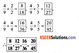 KSEEB Solutions for Class 7 Maths Chapter 9 Rational Numbers Ex 9.1 30