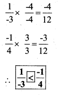 KSEEB Solutions for Class 7 Maths Chapter 9 Rational Numbers Ex 9.1 65