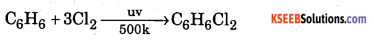 1st PUC Chemistry Model Question Paper 5 with Answers 11