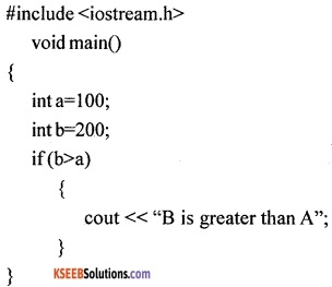 1st PUC Computer Science Question Bank Chapter 10 Control Statements 9