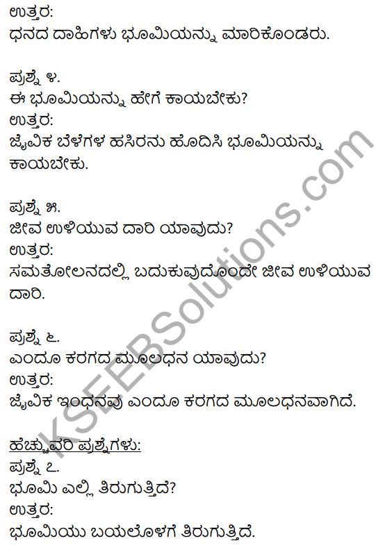 1st PUC Kannada Textbook Answers Sahitya Sanchalana Chapter 15 Jivake Indhana 4
