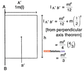 1st PUC Physics Question Bank Chapter 7 System of Particles and Rotational Motion img 28