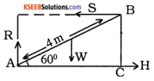 1st PUC Physics Question Bank Chapter 7 System of Particles and Rotational Motion img 45