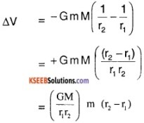 1st PUC Physics Question Bank Chapter 8 Gravitation img 1