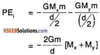 1st PUC Physics Question Bank Chapter 8 Gravitation img 55