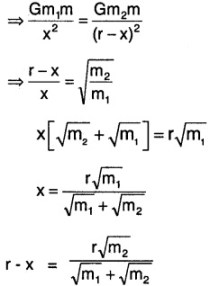 1st PUC Physics Question Bank Chapter 8 Gravitation img 66
