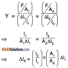 1st PUC Physics Question Bank Chapter 9 Mechanical Properties of Solids img 25
