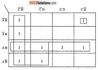 2nd PUC Computer Science Boolean Algebra Two Marks Questions and Answers 37