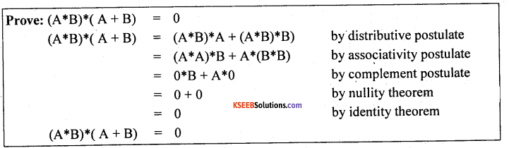 2nd PUC Computer Science Model Question Paper 1 with Answers 6