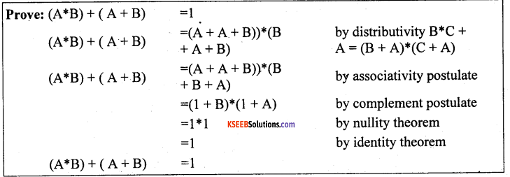 2nd PUC Computer Science Model Question Paper 1 with Answers 7