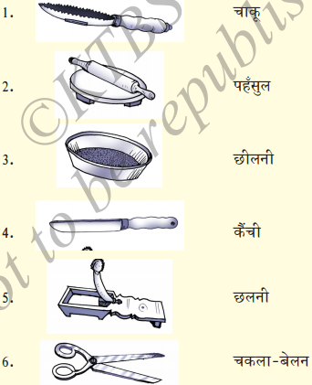 KSEEB Solutions for Class 7 Hindi Chapter 7 रसोईघर 10