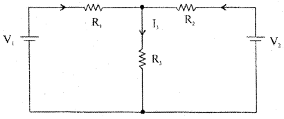 1st PUC Electronics Question Bank Chapter 2 Principles of Electricity, Network Theorems and AC Principles 12