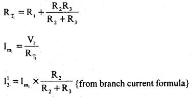 1st PUC Electronics Question Bank Chapter 2 Principles of Electricity, Network Theorems and AC Principles 14