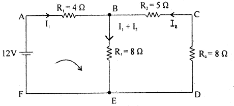 1st PUC Electronics Question Bank Chapter 2 Principles of Electricity, Network Theorems and AC Principles 22