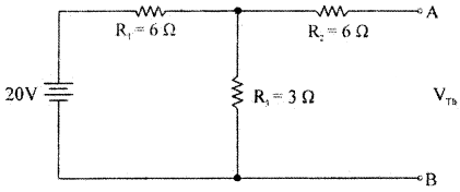1st PUC Electronics Question Bank Chapter 2 Principles of Electricity, Network Theorems and AC Principles 25