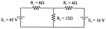 1st PUC Electronics Question Bank Chapter 2 Principles of Electricity, Network Theorems and AC Principles 27
