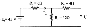 1st PUC Electronics Question Bank Chapter 2 Principles of Electricity, Network Theorems and AC Principles 28