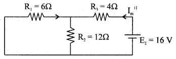 1st PUC Electronics Question Bank Chapter 2 Principles of Electricity, Network Theorems and AC Principles 30