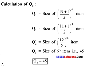 1st PUC Economics Model Question Paper 5 with Answers 10